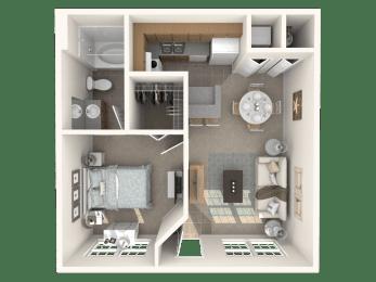 St John Floor Plan |Bay Harbor