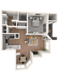 Togano Floor Plan |Altezza High Desert