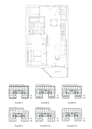 Floor Plan B1 - Bexley