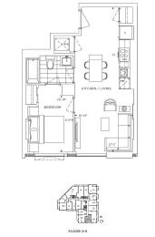 Floor Plan A1 - Camden