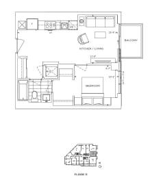 Floor Plan A1 - Chelsea III