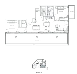 Floor Plan A2 - Ealing II