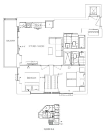 Floor Plan A2 - Islington II