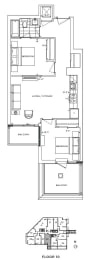 Floor Plan A2 - Islington V