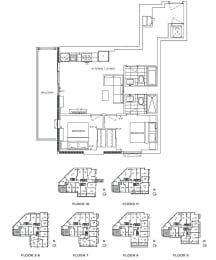 Floor Plan A2 - Islington