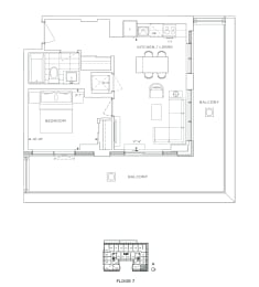 Floor Plan B1 - Richmond II