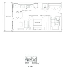 Floor Plan B1 - Richmond VI
