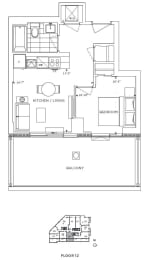 Floor Plan A1 - Wandsworth