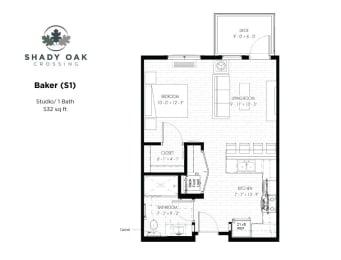 Floor Plan Baker - S1