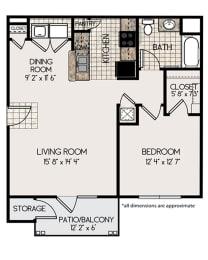 Floor Plan 1M Floorplan