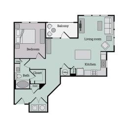 Floor Plan B3A