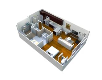Floor Plan MS627 (S4)