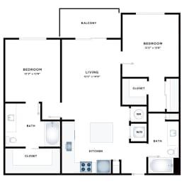 Floor Plan B6