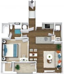 Floor Plan Manor- A4-U