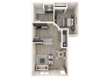 Floor Plan Willow Dells A