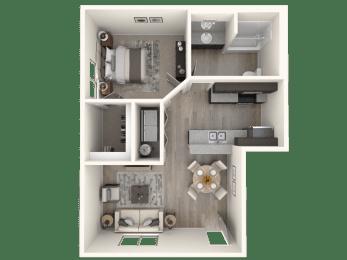 Floor Plan Willow Dells B