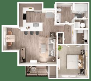 Floor Plan Olympus
