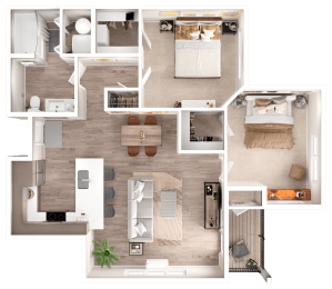 Floor Plan St. Helens