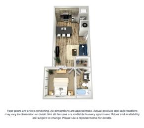 Floor Plan The Azure