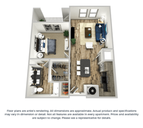 Floor Plan The Celadon