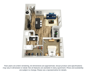 Floor Plan The Sienna