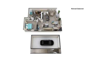 Floor Plan Cabernet
