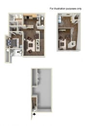Floor Plan Residence One