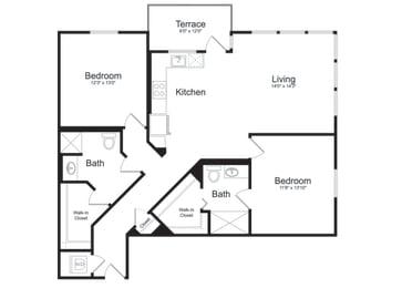C3 Floorplan