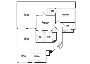 PH2 Floorplan