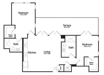 PH4 Floorplan