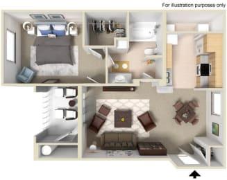 Floor Plan AVALON
