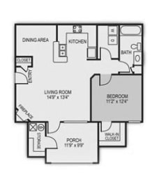 Floor Plan The Slate