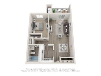 Floor Plan  Westchester