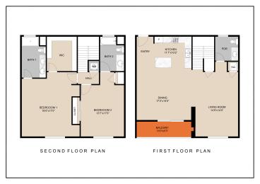 unit l floor plan