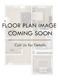 Floor Plan 2 Bed, 1 Bath B30