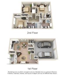 Floor Plan C1T