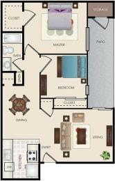 Floor Plan 2-1