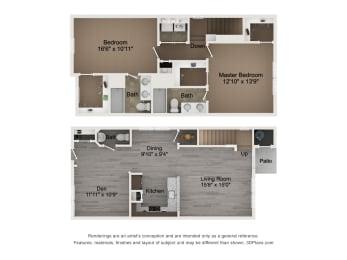 Floor Plan Beaumont
