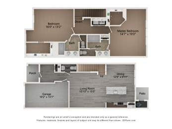 Floor Plan Glendale