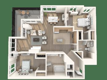 Carmel Floorplan