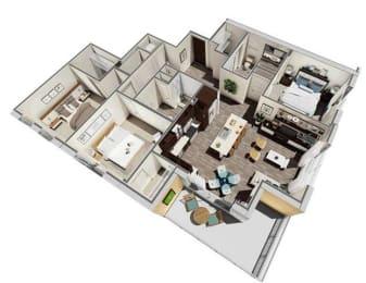 Floor Plan Pax 3B2B