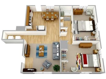 Floor Plan The Briarcliff