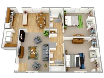 Floor Plan The Lenox