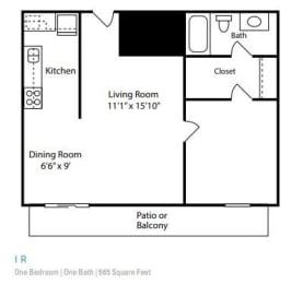 Floor Plan Jr