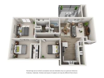 Floor Plan Oakview