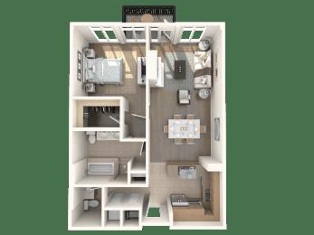 Stanford Floorplan
