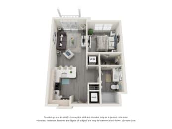 Floor Plan 1C.1