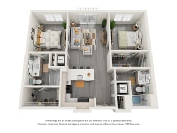 Floor Plan 2A.1