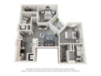 Floor Plan 2C.2