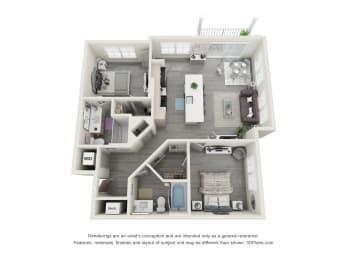 Floor Plan 2E.1